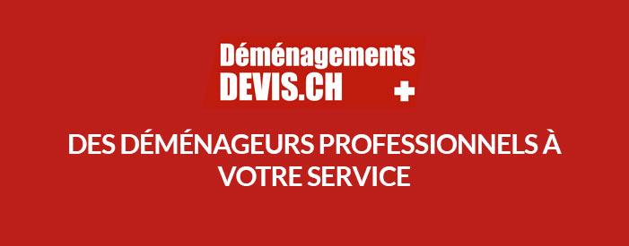 Prix Déménagement Lausanne